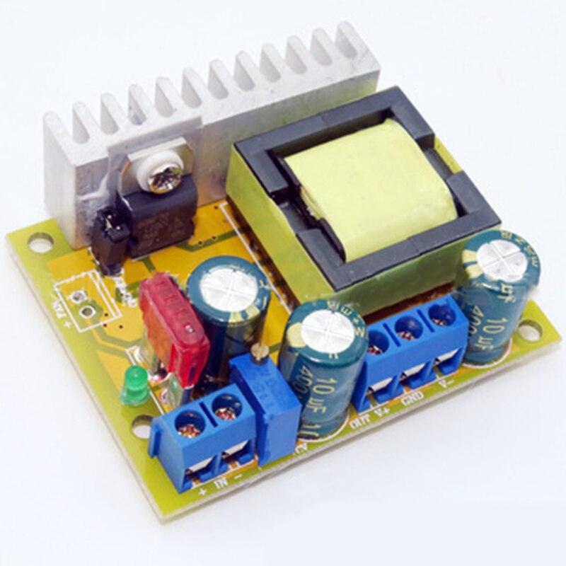 DC-DC Boost Converter 8~32V to 45~390V High Voltage ZVS Step up Module Hot Sale