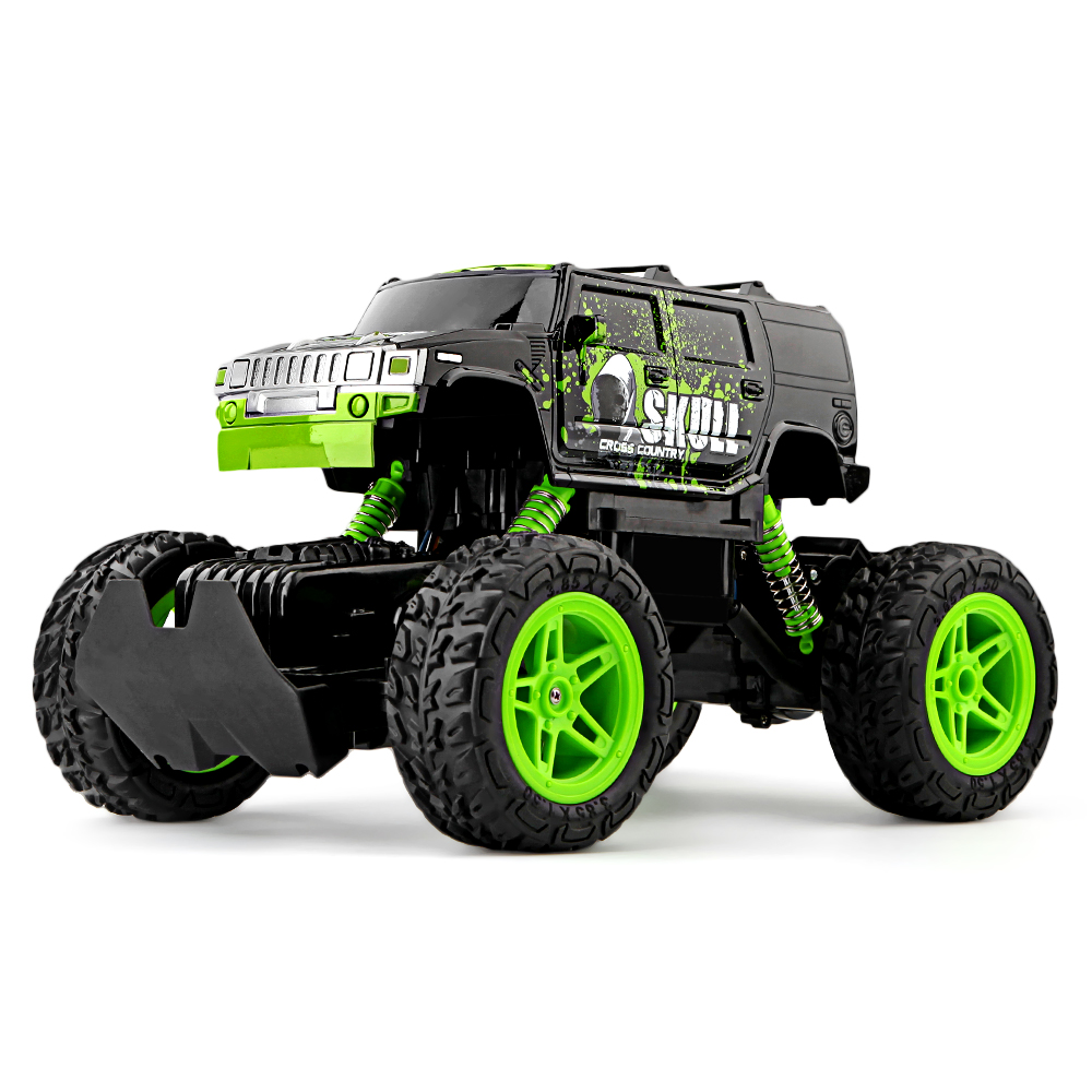2018 New Remote Control Toys Cars 1:12 Scale 2.4G 4 Wheel Drive RC 25km/H Off-Road Vehicle Toy Crawler RC Cars Kids Child Gifts