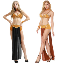 Arab and India Girl Costumes Greek God of Love Goddess Venus Queen Cleopatra Costume Egypt Women Girls Cosplay Clothes декор venus queen olga 14371 w