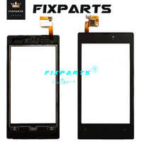Original LCD Touch Screen For Nokia Lumia 520 N520 430 435 530 532 Touch Panel Screen Sensor Digitizer Outer Glass Lens Black