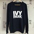 Ivy Park Beyonce Letter Hoodies Tracksuit Moletom Sweatshirt Polerones Mujer Sweat Femme Hoody Shirt Couple Tops S-XXL