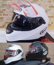 seasons motorcycle ARAI helmet full face motorbike moto off road dirt bike motocross helmets Kick scooter cap for woman men