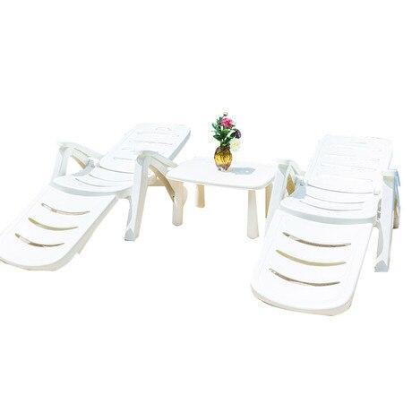 Outdoor Furniture Sun Lounger for Garden 3
