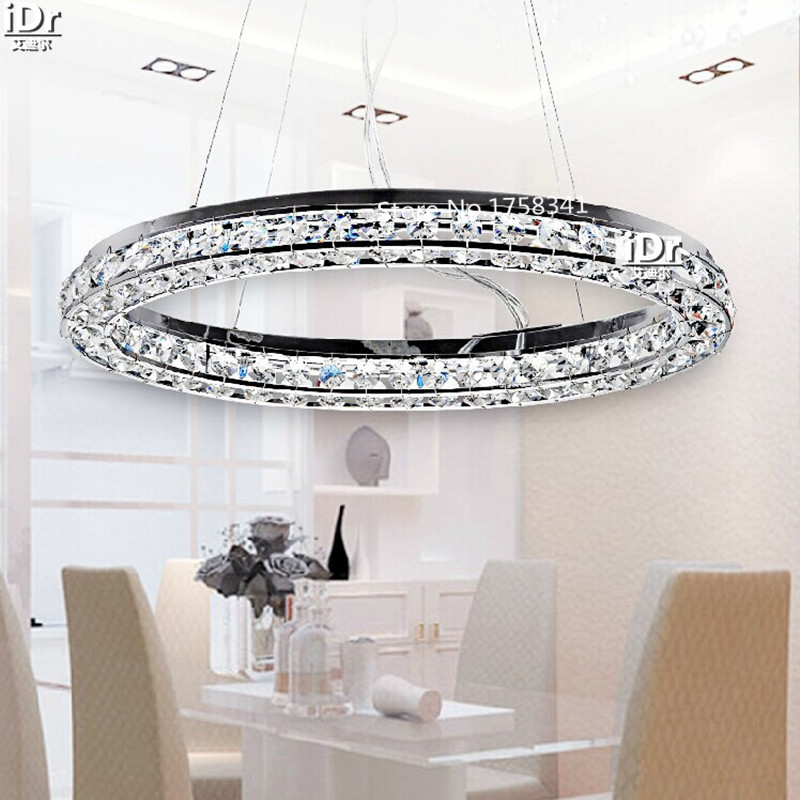 Crystal Chandelier Quality Types: Aliexpress.com : Buy Modern Oval Crystal Chandelier
