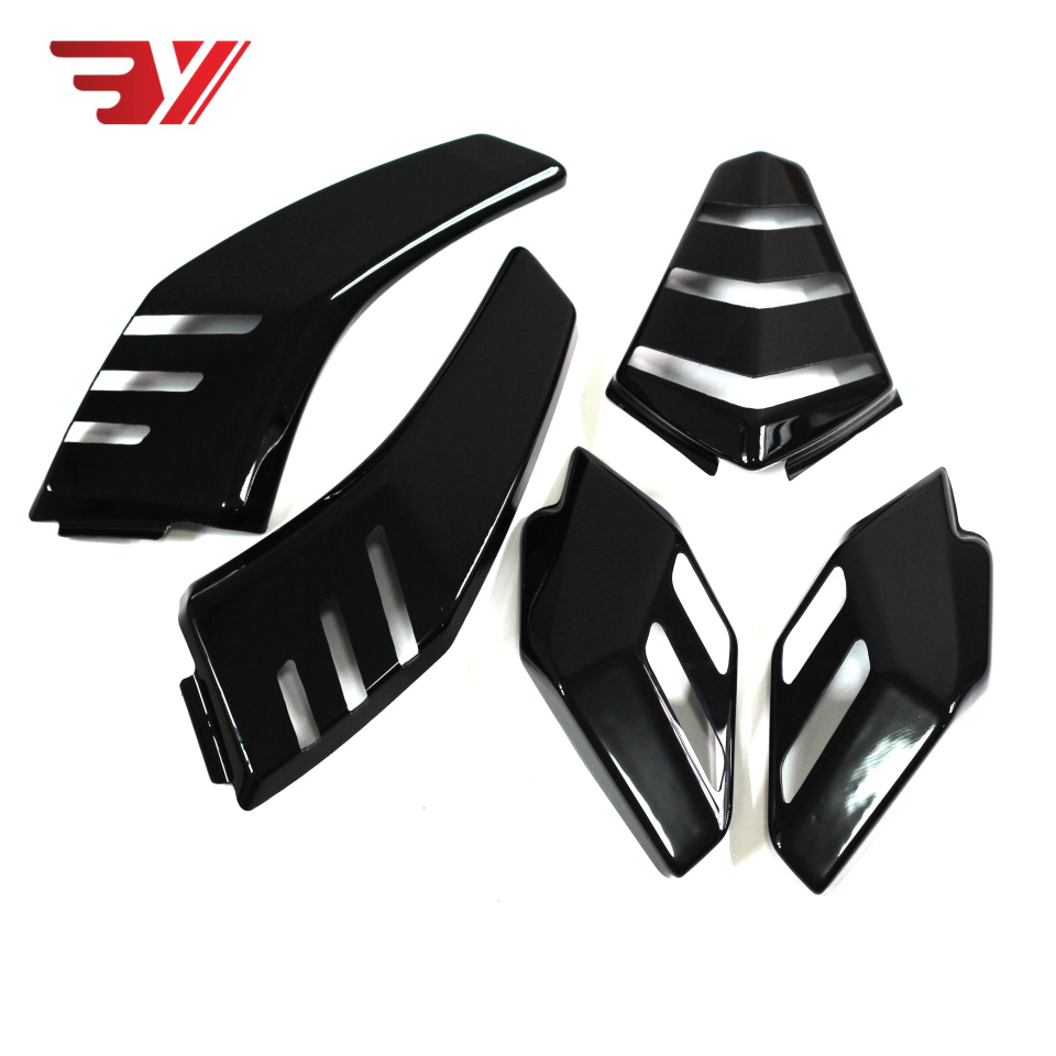 BYSPRINT Motorcycle Modified tmax Front Rear Turn Signal Tail Tamp Light Cover Shell Cap For Yamaha TMAX 530 tmax 530 2012 2016-in Covers & Ornamental Mouldings from Automobiles & Motorcycles