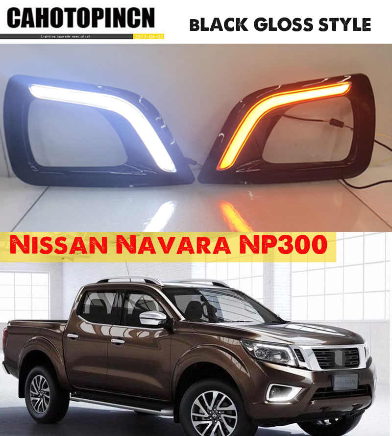 Detail Feedback Questions about Black gloss cover For Nissan Navara