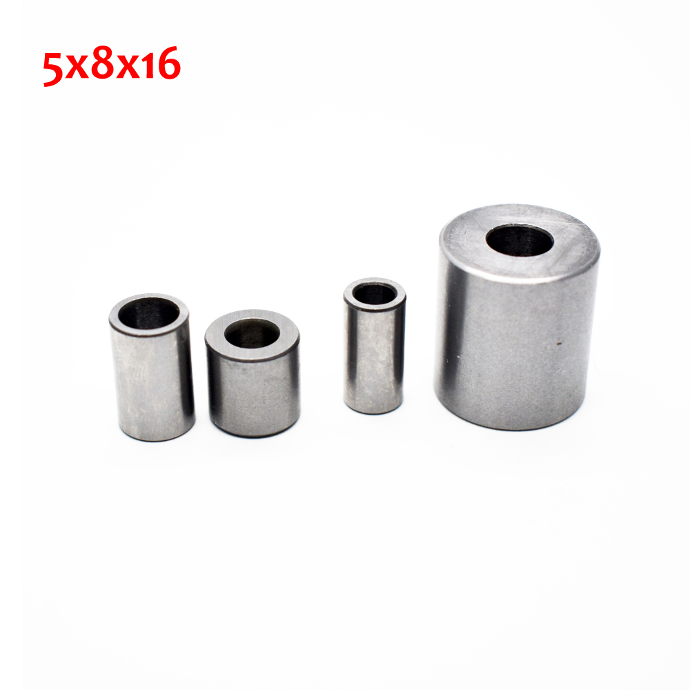 "Set of 4 Flanged Hi-Temp Carbon Steel Spanner Bushing Reducers 3//8/"" ID x 1//2/"" OD"