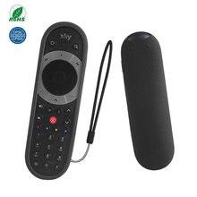 Cover per telecomando per SKY Q SIKAI custodia protettiva antiurto Touch compatibile e Skin Non Touch compatibile con passante per le mani