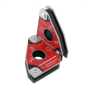Image 3 - 2 adet çok açısı 30/60/45/90 kaynak mıknatıslar tutucu lehimleme aracı elektrik kaynak demir emme tutma manuel aracı