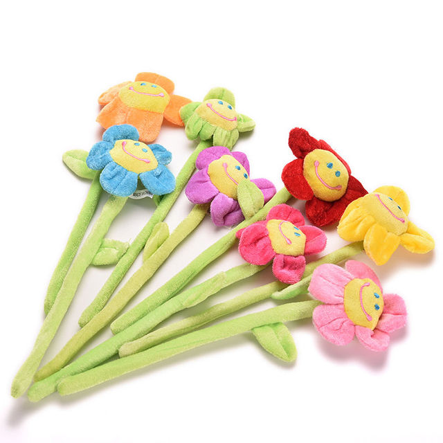 Sunflower Curtain Clip for Decoration