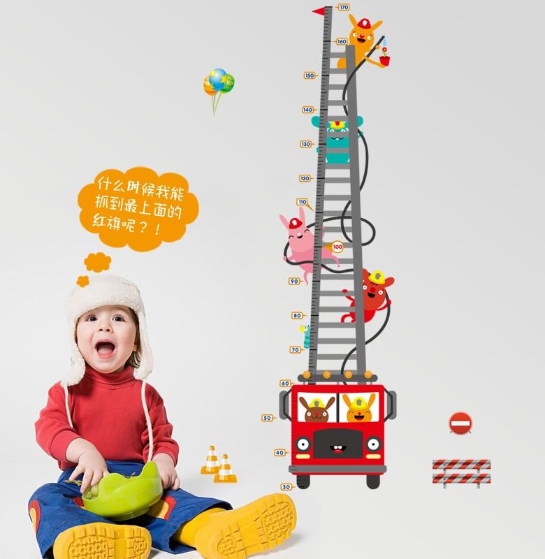 Fire Truck Aerial Ladder…