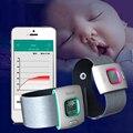 Niños iFever portátiles inteligentes Bluetooth smart monitor de bebé termómetro hogar termómetro electrónico Remoto