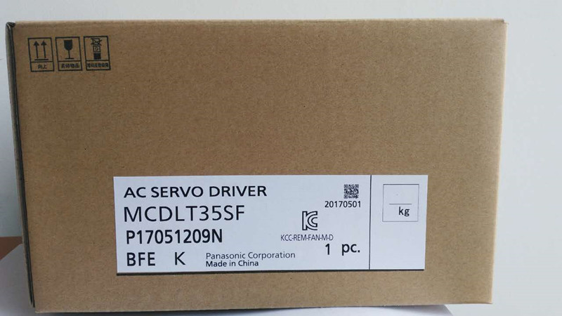MCDLT35SF Multifunction type AC Servo driver AC200-240V for 750w motor used 100% tested mcdht3520e ac servo drive mcdht3520e for pan servo driver mcdht3520e