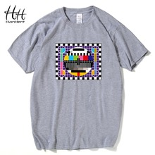 HanHent TV Test card T-shirt – 4 Colors
