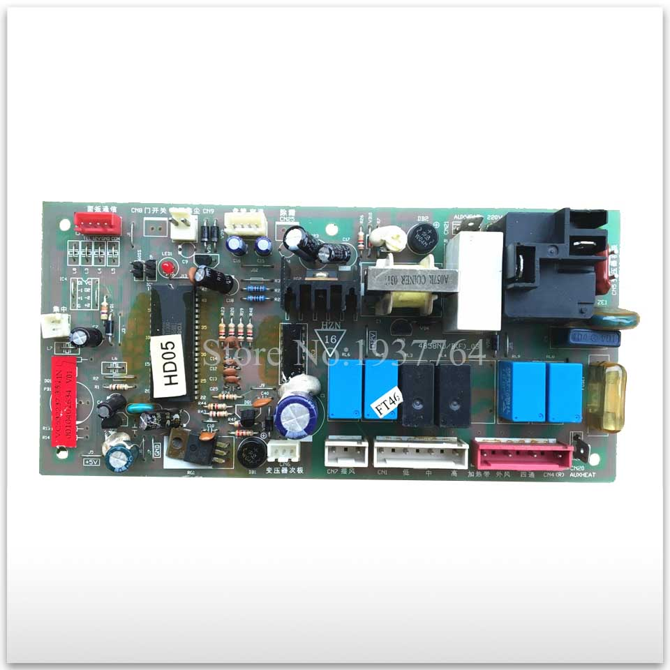 95% new for Haier Air conditioning computer board circuit board KFRD-46LW/Z KFRD-48LW/Z 0010402634 good working 95% new good working for air conditioning computer board kfrd 50lw f kfrd 50lw f 0600240 control board