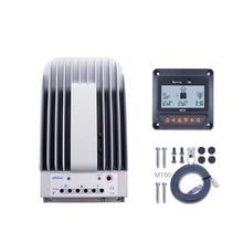 Tracer 10A 20A 30A 40A 1215BN 2215BN 3215BN 4215BN with MT50 meter MPPT Solar Charge Controller 12V 24V EPEVER PV regulator