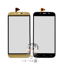 Per Bravis A553 Discovery Touch Screen 100% Tested Digitizer Pannello di Vetro di Ricambio(China)