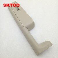 SKTOO For Skoda Superb door handle front right door armrest box passenger side inner handle frame lifter switch box 3T1 867 158