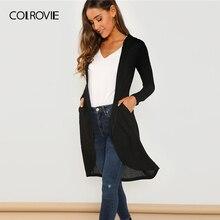 COLROVIE Streetwear Cappuccio 2019