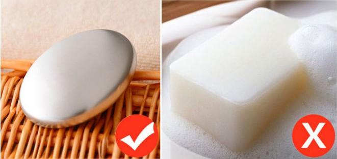 Inoxidável Mão-lavagem Sabão Desinfetante Sabão Se Livrar