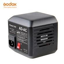 Godox AD AC AC Power Unit แหล่งอะแดปเตอร์สำหรับ AD600B AD600BM AD600M AD600 SLB60W SLB60Y