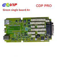 3pcs Single Board Quality A Ds150 Tcs Cdp Pro Plus For CARs TRUCKs Generic 3 In