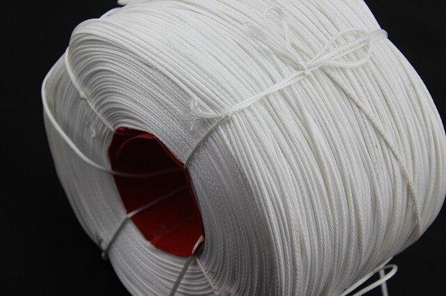 Free Shipping 1000M/Piece 1500LB uhmwpe Fiber Braid Kitesurfing Line SUPER POWER 2.5mm 12 weave