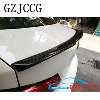 Carbon Fiber Rear Trunk Boot Duck Spoiler Back windshield Wing For Lexus IS IS250 IS300 IS350 2007-2013 Car Styling
