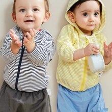 Mini balabalaChildren's wear baby jacket 2019 summer newborn