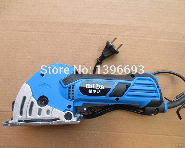 500W Electric saw box packing,Mini hand circular saw ,Plunge Saw,Multi Circular Saw ,15mm bore,EU plug,for wood,tile,soft metal.