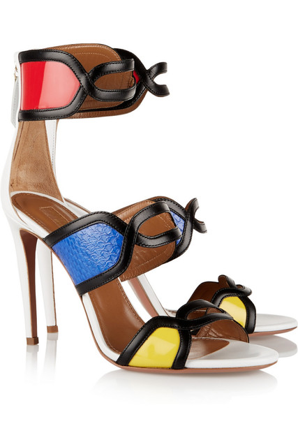 Summer Style Yellow, Blue and Red Mixed Colors Women Sandals 2017 Open Toe Shoes Woman Ankle Wrap Zapatos Mujer Cut-outs Sandal