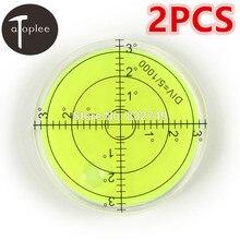 60 * 12 1 шт. пузырь градусов отмечены поверхность выравнивания для камеры Ttripod мебель игрушка уровень измерительные приборы