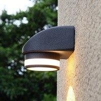 LED Outdoor Wall Lamp 5W 10W COB Waterproof Landscape Lights