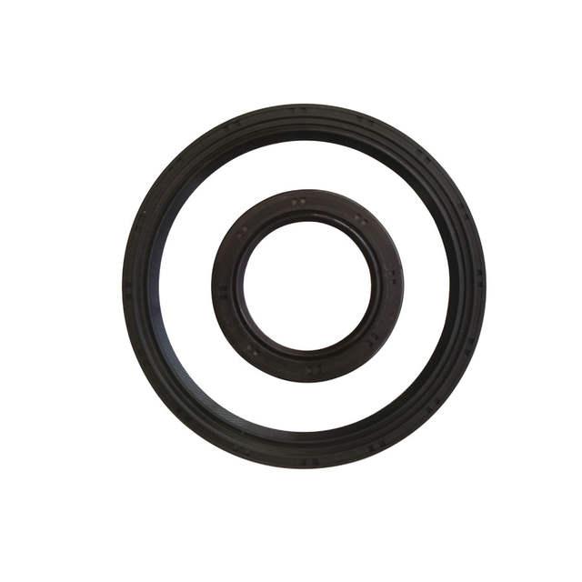 For SUZUKI VITARA J20A 2PCS Crankshaft Oil Seal Automotive Spare Parts  Engine Parts Engine Gasket 09283-98002 09283-45011