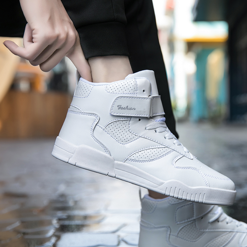 High Top Men Shoes Flats Casual Male Sneakers Justin Bieber Shoes Krasovki Plimsolls Espadrilles Man Trainers Zapatillas Hombre sneakers