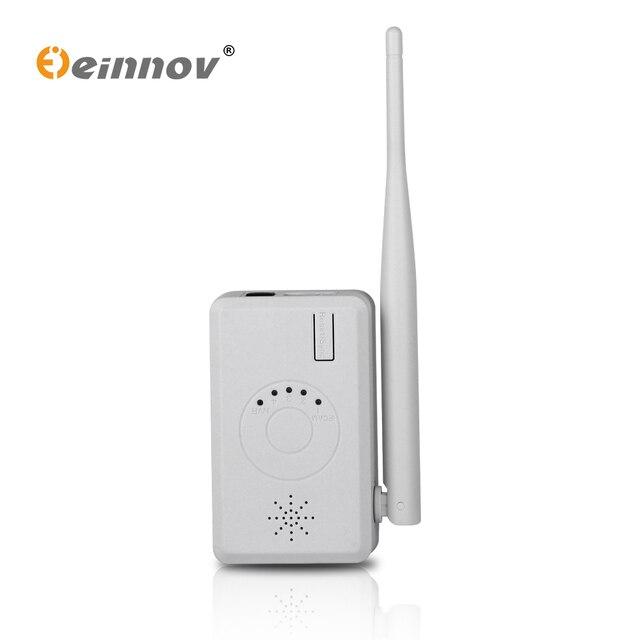 Einnov IPC Router uzatın WiFi aralığı 30m ev güvenlik kamerası sistemi kablosuz kameralar Wifi sinyal artırıcı 2.4G WiFi IPC