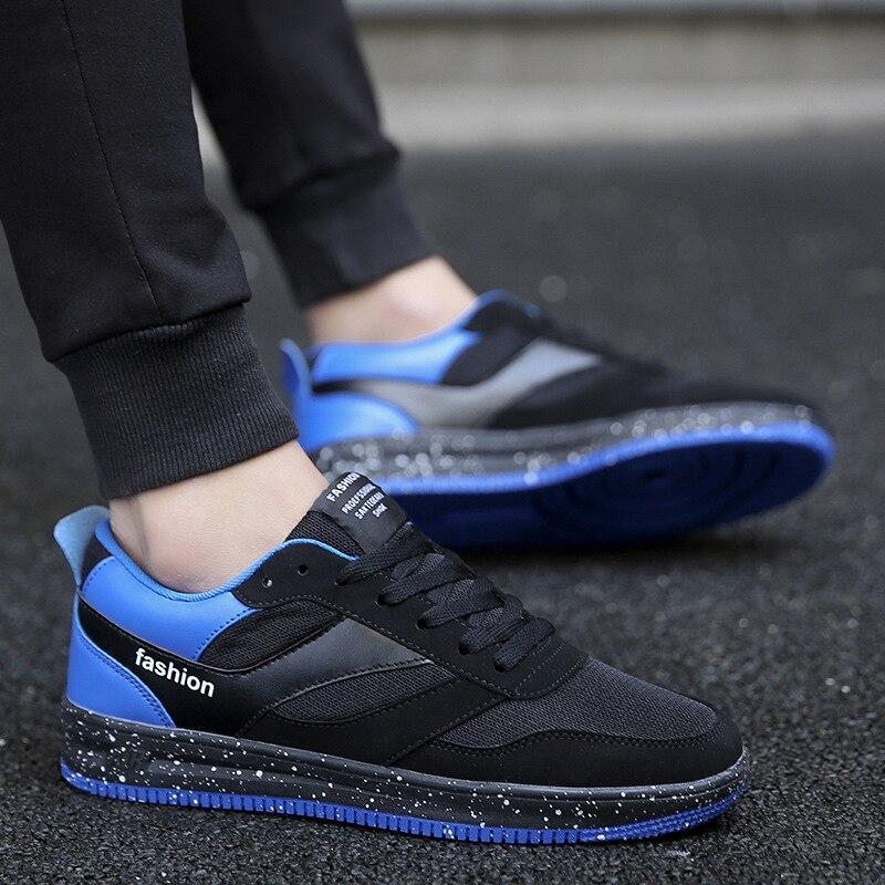 E Fio Costura Tênis Homens Tendência Casuais Casais Sapatos blue Versão De Coreana Selvagens black Moda Dos Red Decoração 2019 Da Totem Izqt5yxw