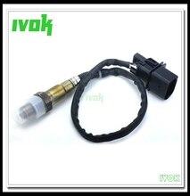 Высокое Качество 5 провода датчика кислорода для Audi A4 TT Volkswagen Vw Golf Jetta Beetle EuroVan Passat Т 3000 0258007285