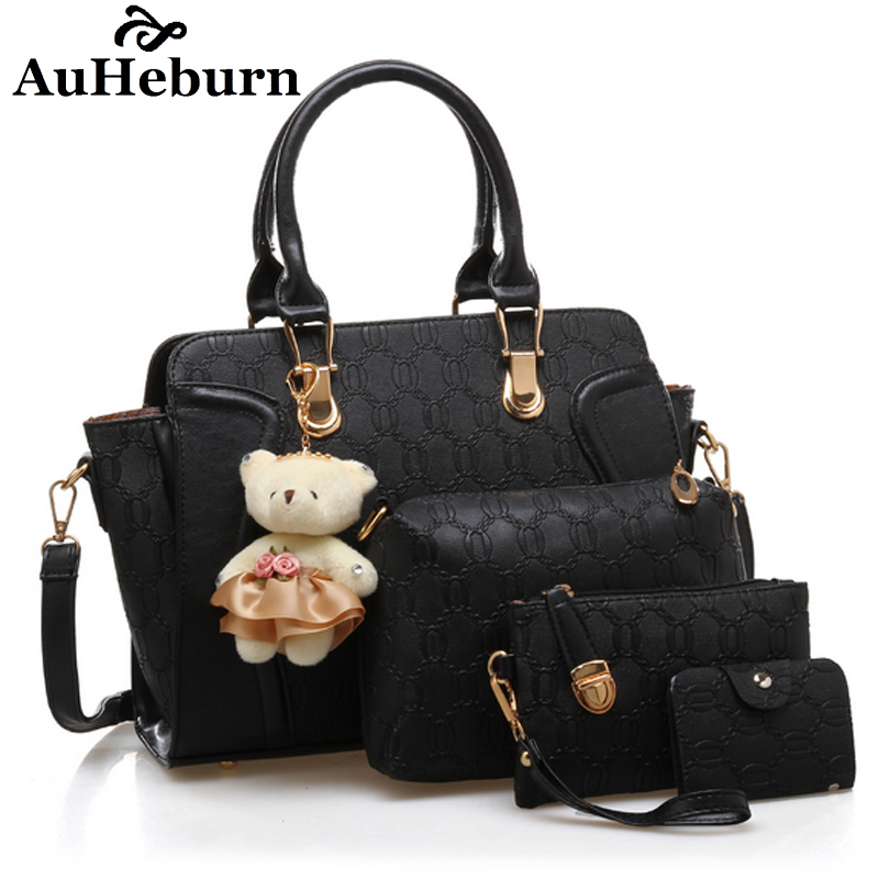 Fashion Women luxury font b handbags b font women bags designer Messenger Bags Louis Shoulder Bags