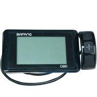 Vender Bafang 8Fun conversión Central Kit de 36V48V BBS01 BBS02 BBS03 BBSHD C961 pantalla LCD