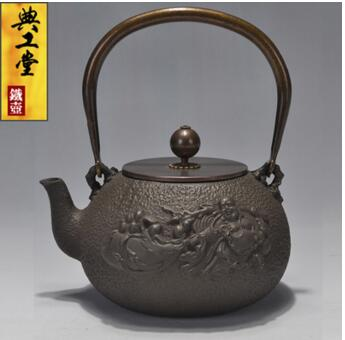 2018 new style 1.2L The original teapot imported iron pot old Japanese iron pot special offer good Southern Teapot Free shipping2018 new style 1.2L The original teapot imported iron pot old Japanese iron pot special offer good Southern Teapot Free shipping