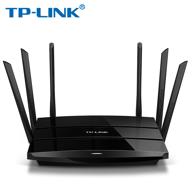 TP-Link Wireless Wifi Router 1.75G 11AC dual-band Gigabit wireless router TL-WDR7500  2.4G 5.0G VPN Wifi repeater APP Routers d link dir 605l 802 11b g n 300mbps wifi wireless router black