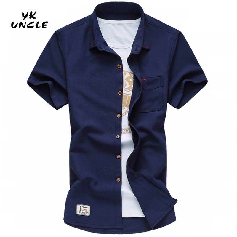 Hot sale 2016 new casual men shirt men 39 s high quality for Sale on mens dress shirts