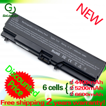 Golooloo Battery for Lenovo ThinkPad Edge T520 L410 T420 T410 L420 T510 E40 E50 L512 L412 SL510 W510 W520 L421 L510 L520 SL410