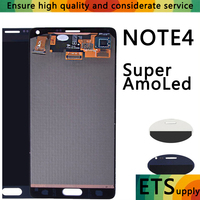 100 Tested AAA For Samsung Galaxy Note 4 Note4 N910 N910A N910F N910H LCD Dispaly Touch