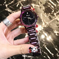 Роскошные Брендовые женские часы розового золота  полностью стальные женские часы  кварцевые наручные часы для девушек  Montre Relogio Feminino