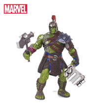 Marvel Avengers Thor: ragnarok Super Herói Hulk Movie & TV Toy Action Figure Coleção Modelo Boneca Para O Natal Presente de Ano Novo(China)