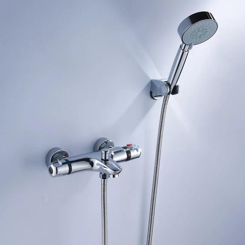 ჱFashion becola Luxury Shower Set Bathroom rain shower faucet head ...