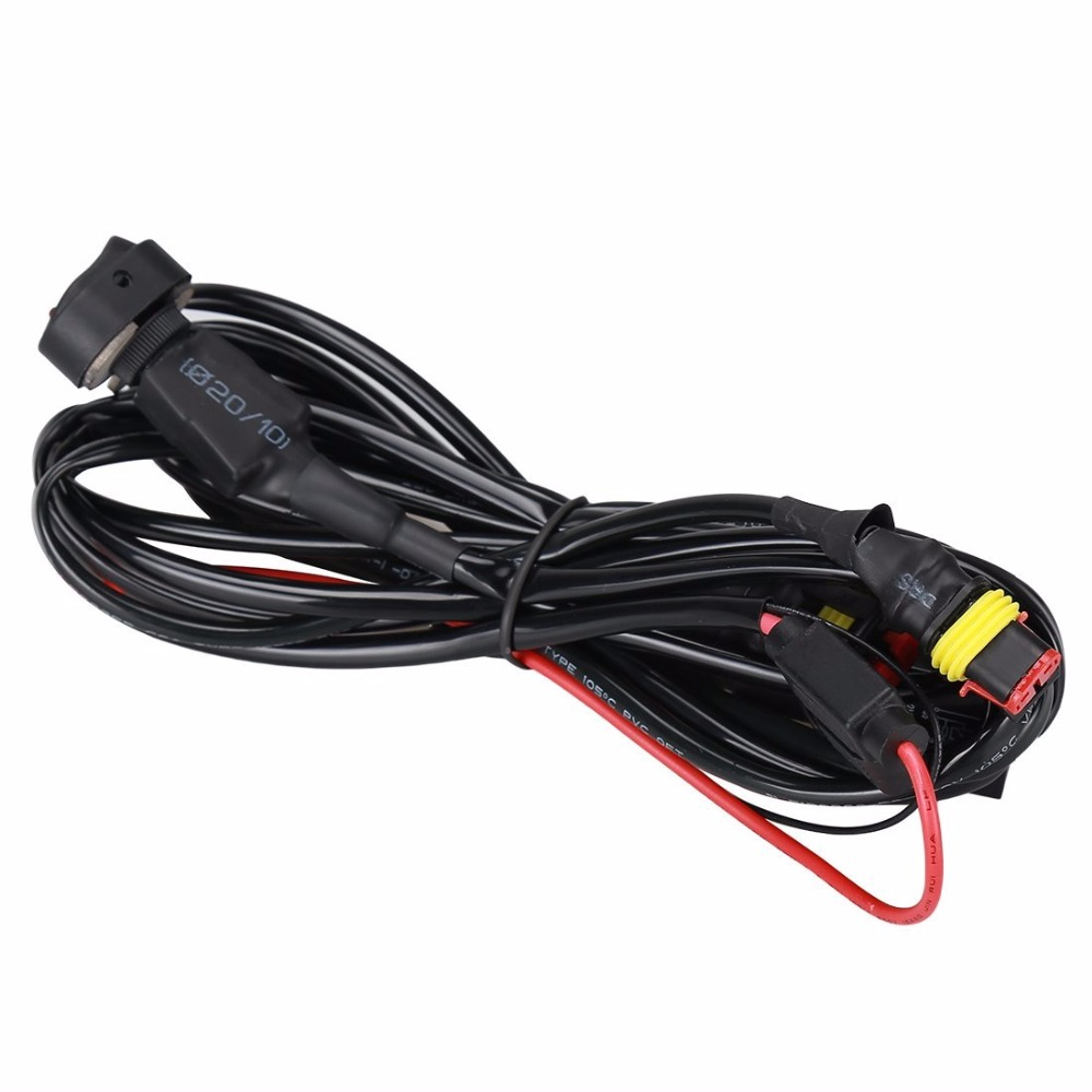 Universal 12 volt wiring harness 12 volt dc wiring 12 volt connector harness 12 volt heater core 12 volt boat wiring trailer wiring harness