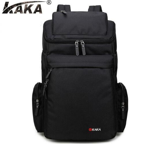 ФОТО Brand KAKA 40L Travel Backpack Men School bag Travel Bag Mochila Men Racksacks Laptop Backpacks Knapsack Shoulder Bags rucksack